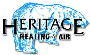 Heritage Heating and Air logo
